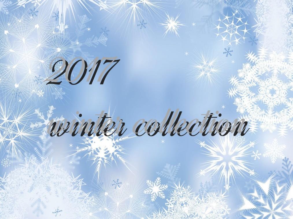 2017年 冬ネイル特集