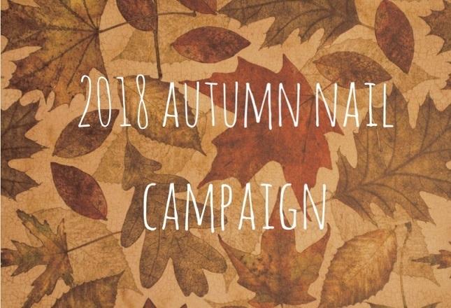 秋のNEWコレクションキャンペーン始まりました!